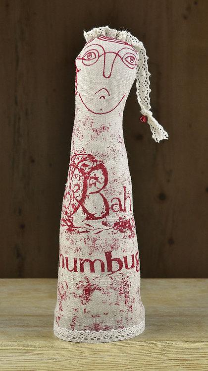 Jill Pargeter | Christmas figures | handmade in England
