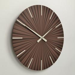 Inhouse Clocks | stripe wall clock