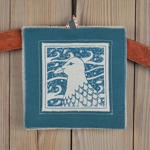 seagull lavender keepsake