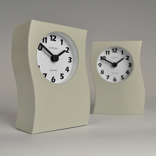 Inhouseclocks - unique British made mantel clock