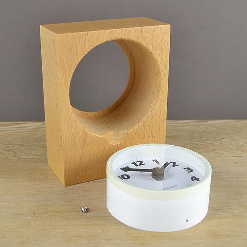 Mantel Clock - 80mm replacement clock insert