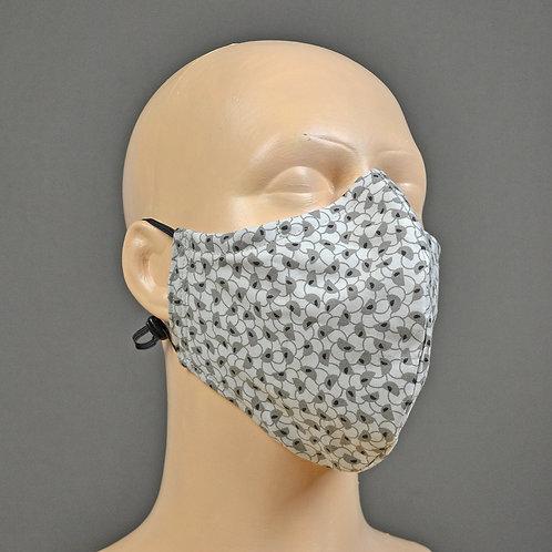 handmade fashion fabric face masks