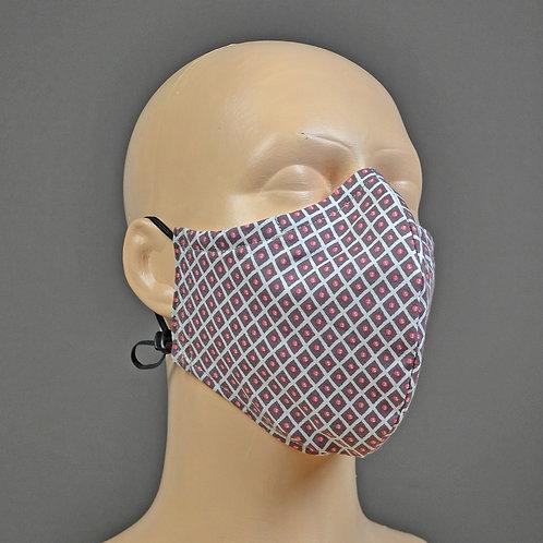 Jill Pargeter fabric face masks handmade in uk