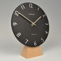 Inhouse clocks | beech mantel clock