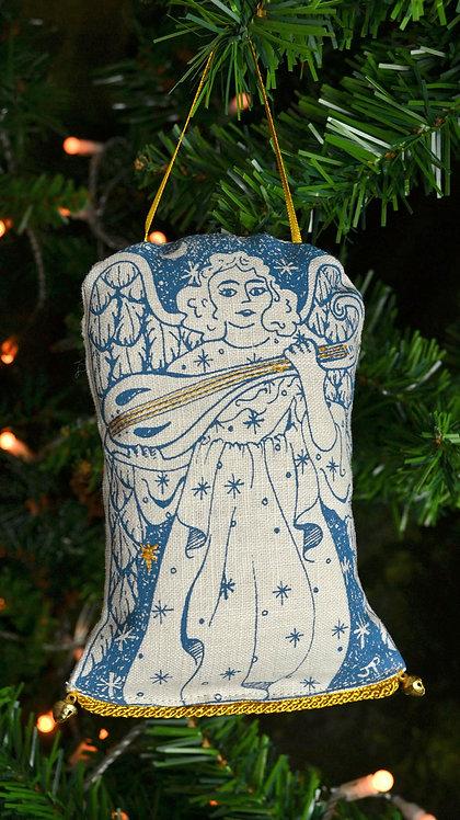 Christmas tree angel decoration