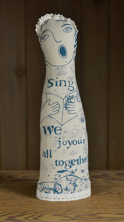 Jill Pargeter - gift for singers