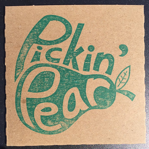 Pickin' Pear Live CD 1 - Live at Eddyline Brewing 6-17-2017