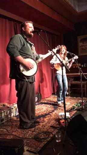Pickin' Pear - 02-08-2018 - Snoqualmie, WA - The Black DOG Arts Cafe, Inc.