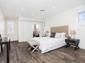 Master Bedroom in 72 Margaret Street Dual Occupancy