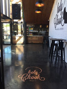 Holy Chook Charcoal Chicken Retail Fitout