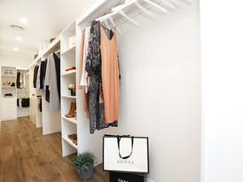 Master Bedroom Walk-in Robe in 72 Margaret Street Dual Occupancy