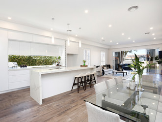Kitchen Dining Area in 72 Margaret Street Dual Occupancy