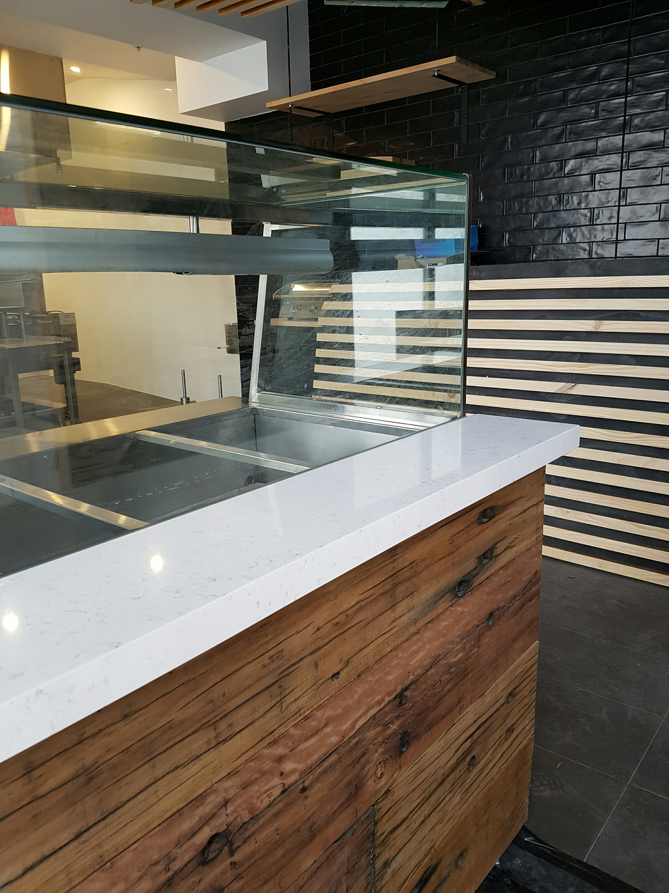 Holy Chook Shop Fit Out
