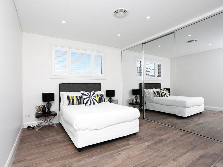 Luxe Bedroom 3 in 72 Margaret Street Dual Occupancy