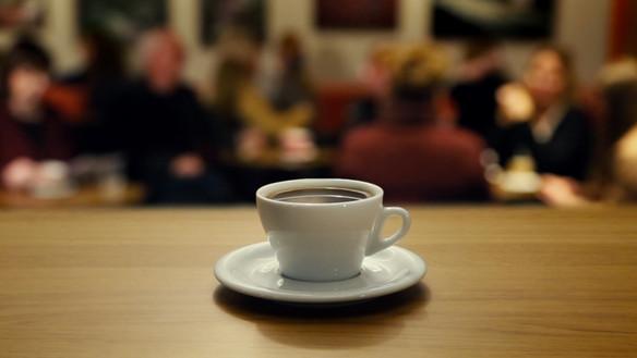Kaffitár