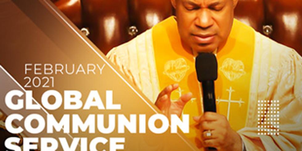 February 2021 Global Communion Service