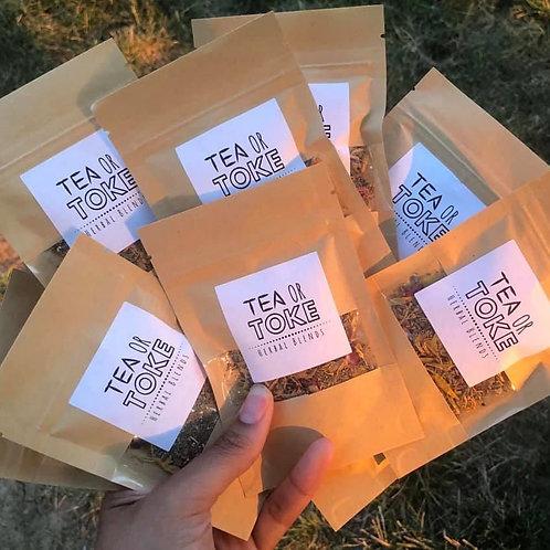 Tea or Toke Herbal Tea Blend