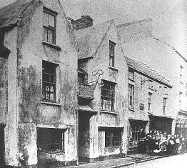The Cross Keys, St Mary's Street, Swansea (1852)