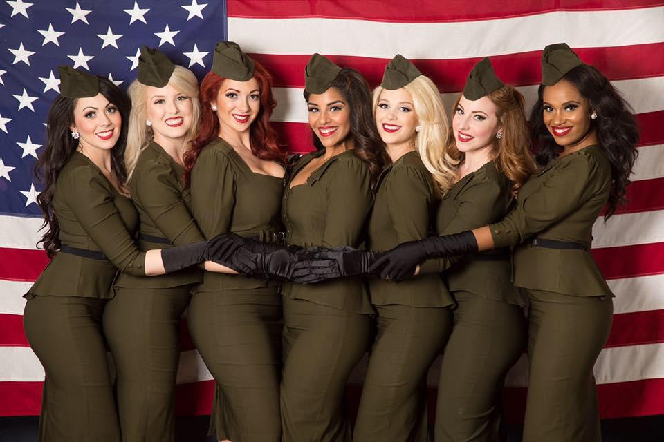 American Bombshells