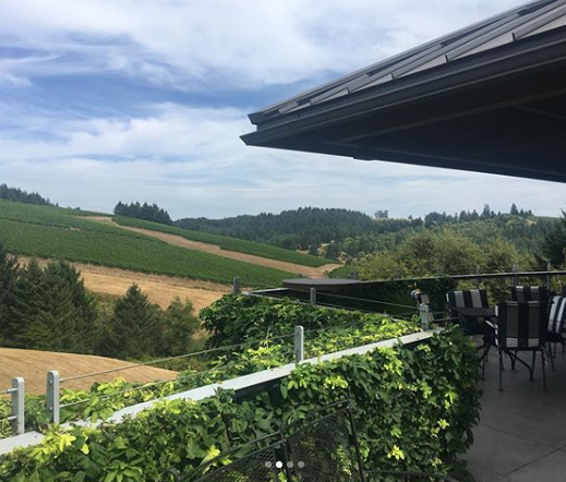 Views from tasting room