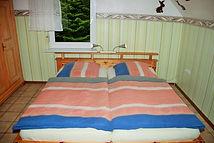 Zimmer, Doppelzimmer, Bett
