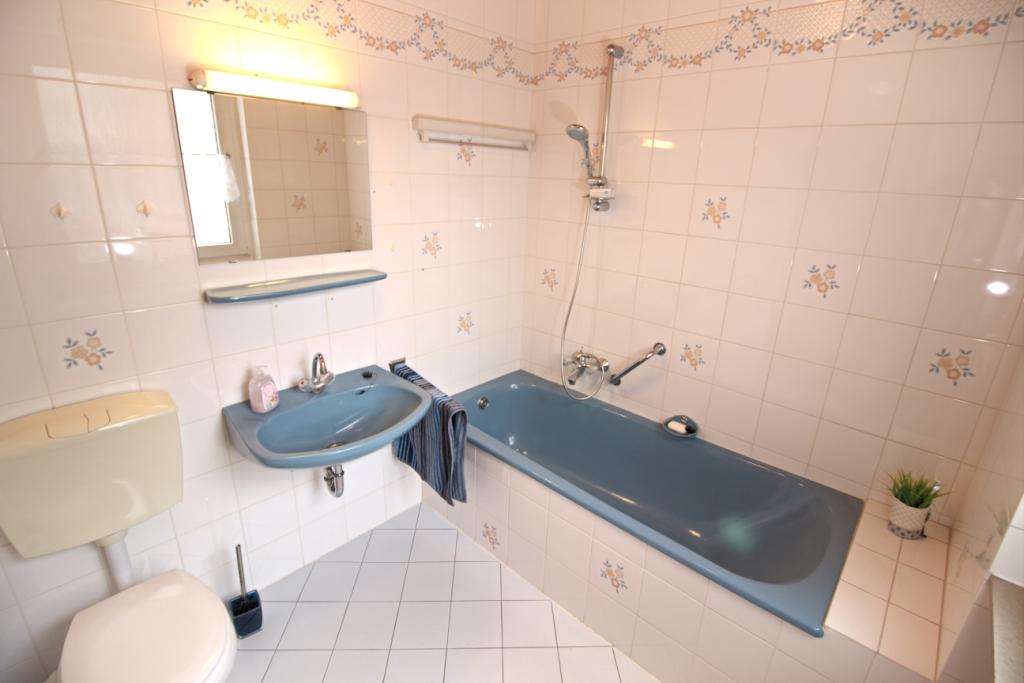 FeWo Flieder - Badezimmer
