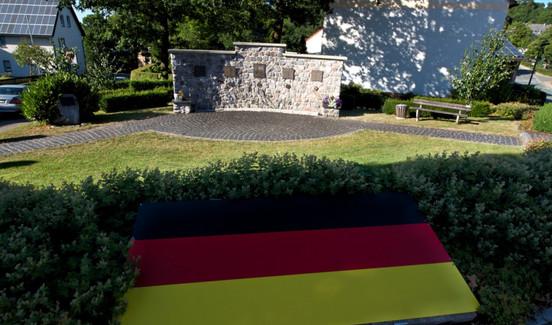 Kriegsgräberdenkmal