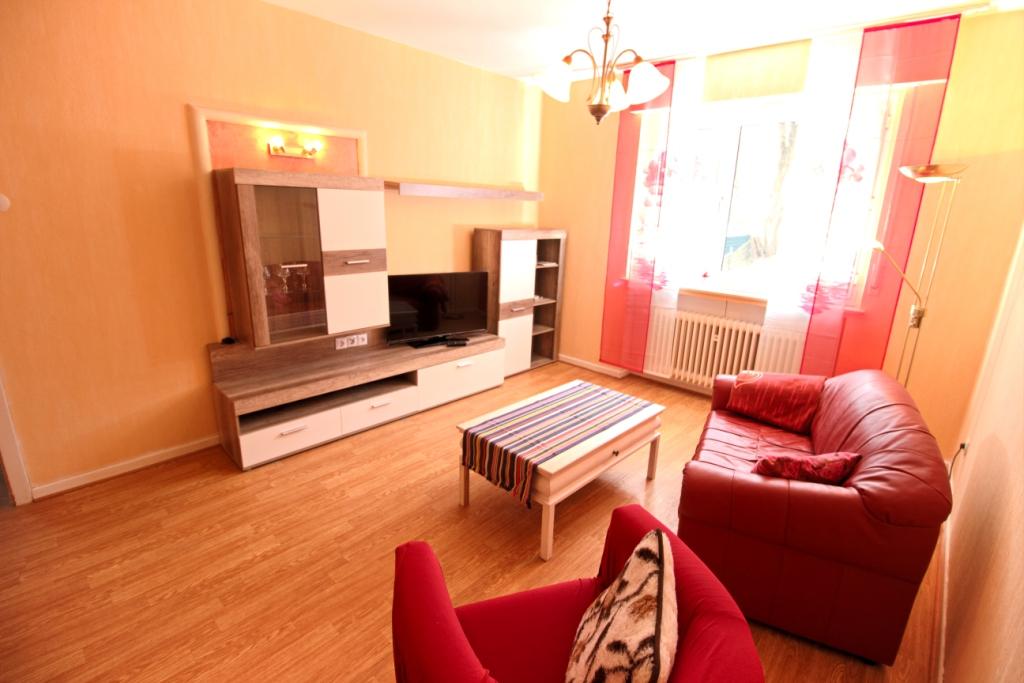 FeWo Ginko - Wohnzimmer