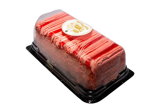 Strawberry Block Cake