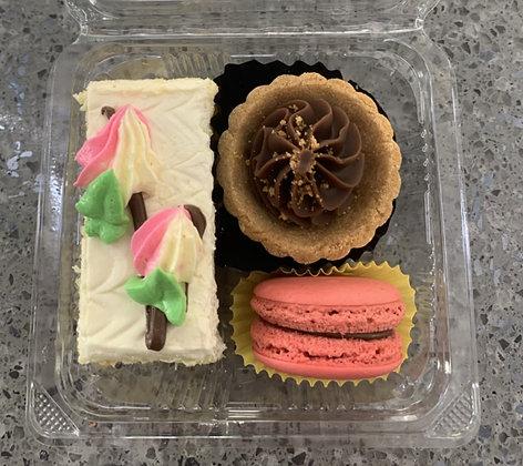Corporate/ Party/ Gift Set #2: Cake + Tart + Macron