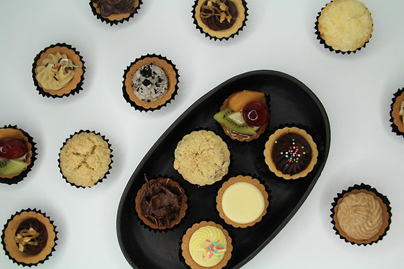 Assorted Tarts (Box of 6)