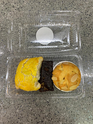 Corporate/ Party/ Gift Set #5: Muffin + Cake + Pastry