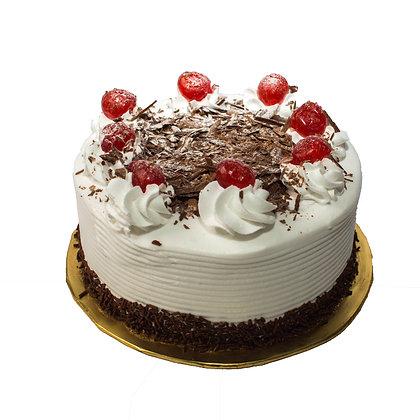 """2D Cake - Black Forest 6"""""""