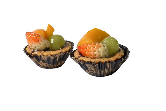 Tarts - Assorted Fruits