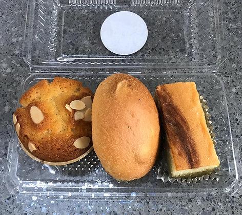 Corporate/ Party/ Gift Set #1: Muffin + Cake + Bun