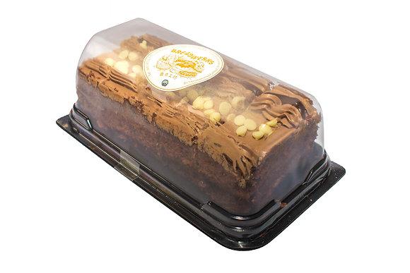 Block Cake - old school Chocolate sponge