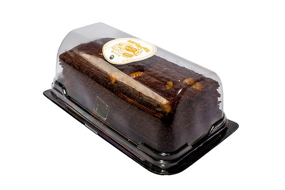 Block Cake - Banana Brownie