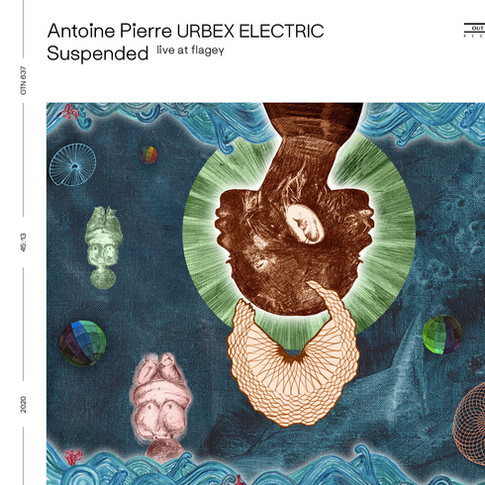 Antoine Pierre URBEX Electric 'Suspended'