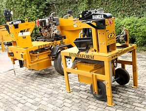 Hydraform Block Making machines in Nigeria