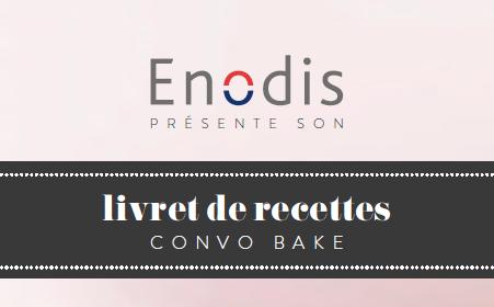 Livret de recettes Convo Bake