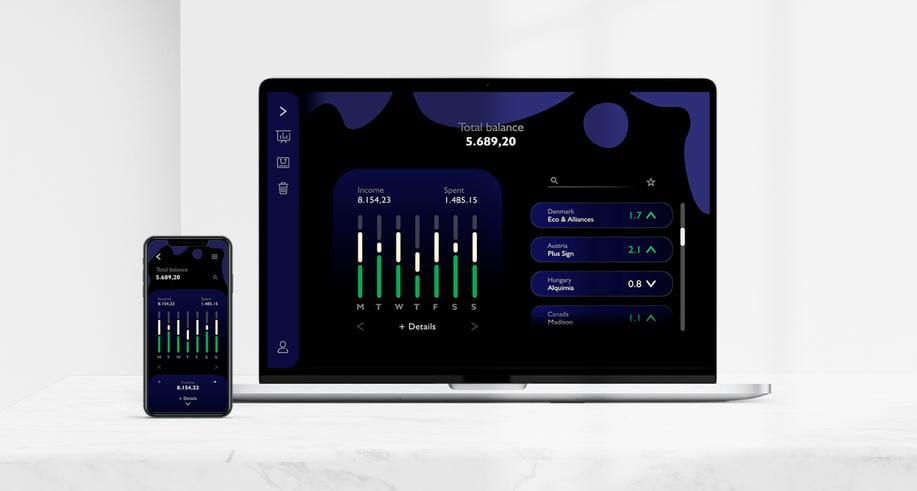 User Interface Design - by Nacho Ostinelli | Hola Creatividad
