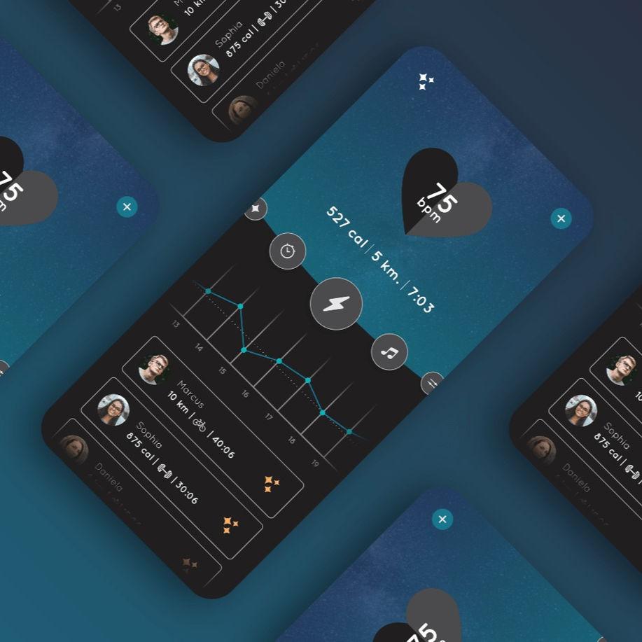 User Interface by Nacho Ostinelli - Hola Creatividad