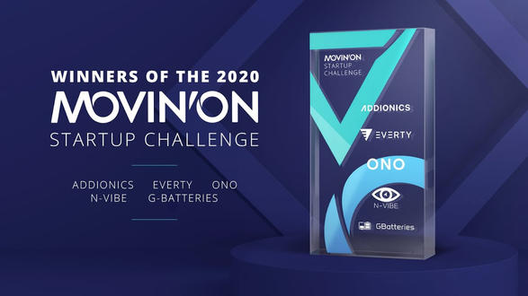 2020 Movin'On Startup Challenge Grand Finale