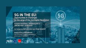 Debating 5G in the European Parliament