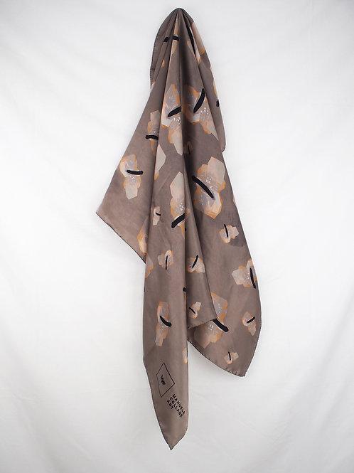 SILK scarf X VYF
