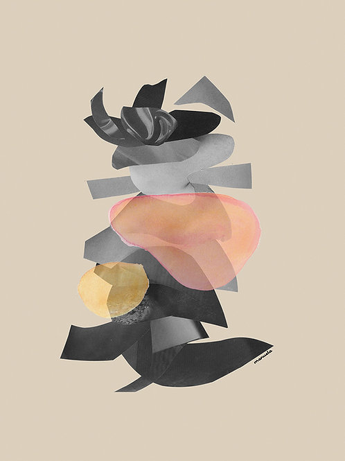 SUNSTONE - Art print