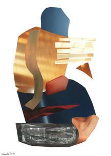 MAN 1 - collage