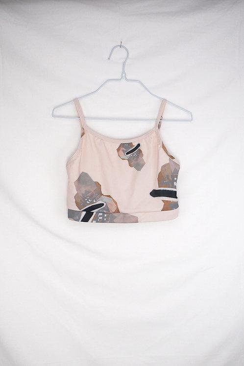 GOOSE sport bra - Ivory