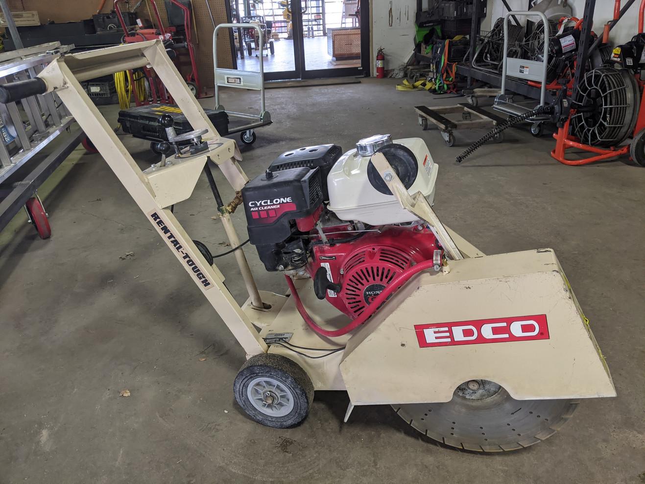 EDCO Concrete Saw