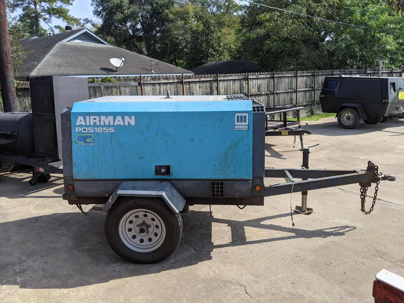 Airman 185 Compressors